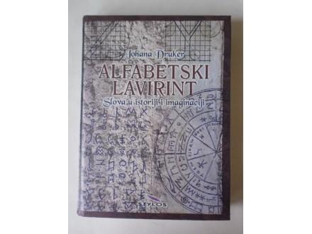 Alfabetski lavirint-Slova u istoriji i imaginaciji, Johana Druker