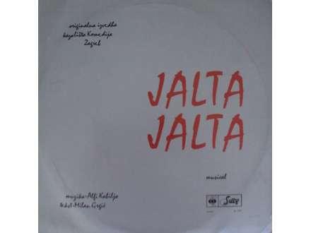 Alfi Kabiljo, Milan Grgić - Jalta, Jalta