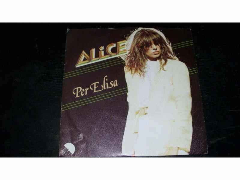 Alice (4) - Per Elisa