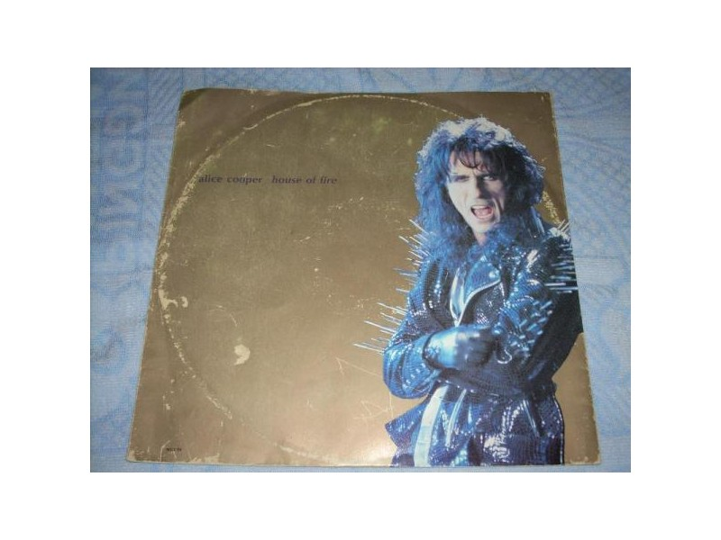Alice Cooper-House Of Fire 12` maxi singl