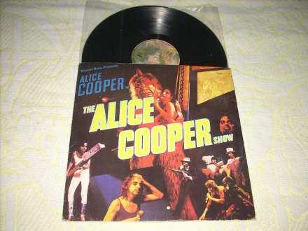 Alice Cooper - The Alice Cooper Show LP Suzy