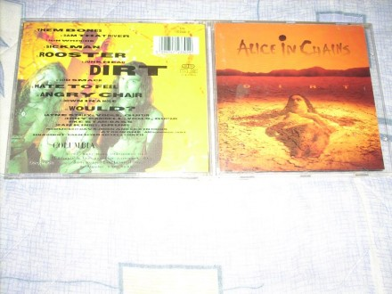 Alice In Chains - Dirt CD