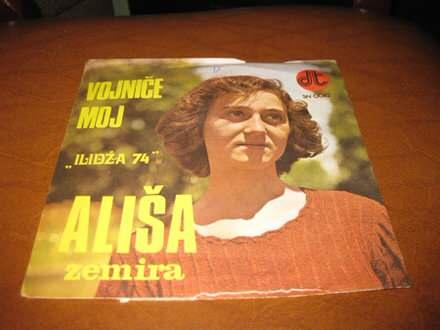 Ališa Zemira - Vojniče Moj