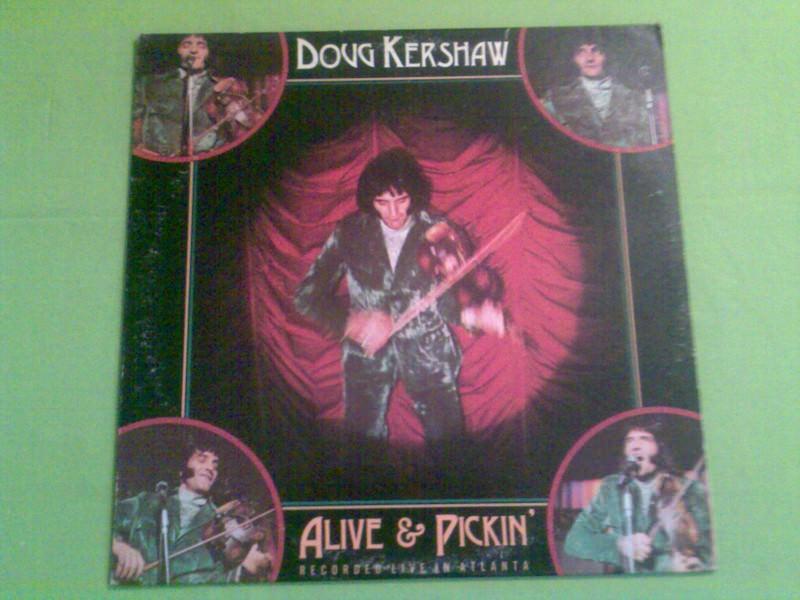 Alive & Pickin`