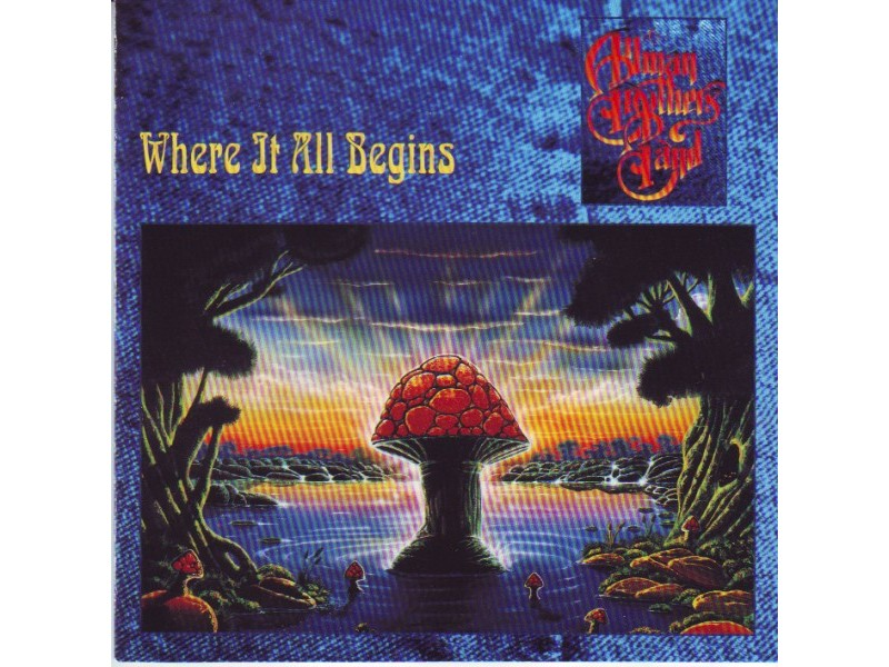 Allman Brothers Band, The - Where It All Begins