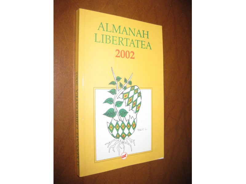 Almanah Libertatea 2002 (na rumunskom)