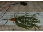 Alpha Fish spinner bait blacktigre 17g