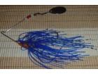 Alpha Fish spinner bait blue tigre 17g