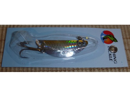 Alpha fish kasika 4cm - 5g yellow shiner