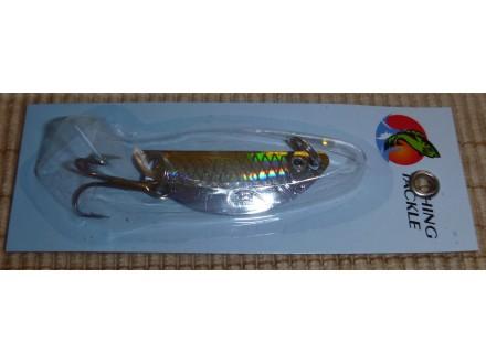 Alpha fish kasika 4cm - 5g yellow shiner