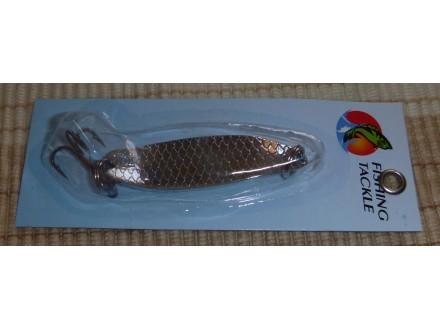 Alpha fish kasika 5cm - 8g silver shiner