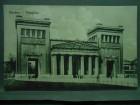 Alte Ansichtskarte München: Propyläen 1910./XXVII-107/