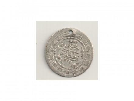Altmislik - Mahmud II 1223 (1833-1839) 2.9 grama
