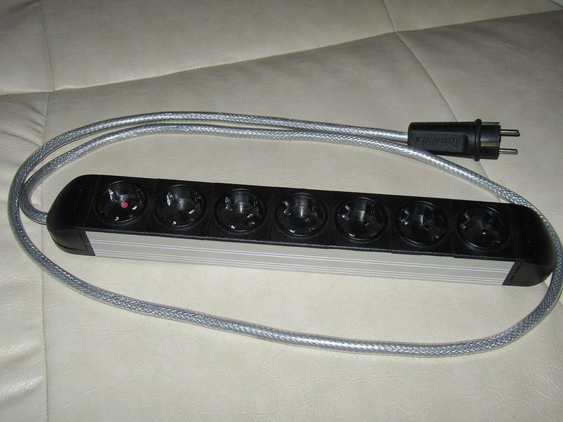 Aluminijumska strujna letva + lapp kabe