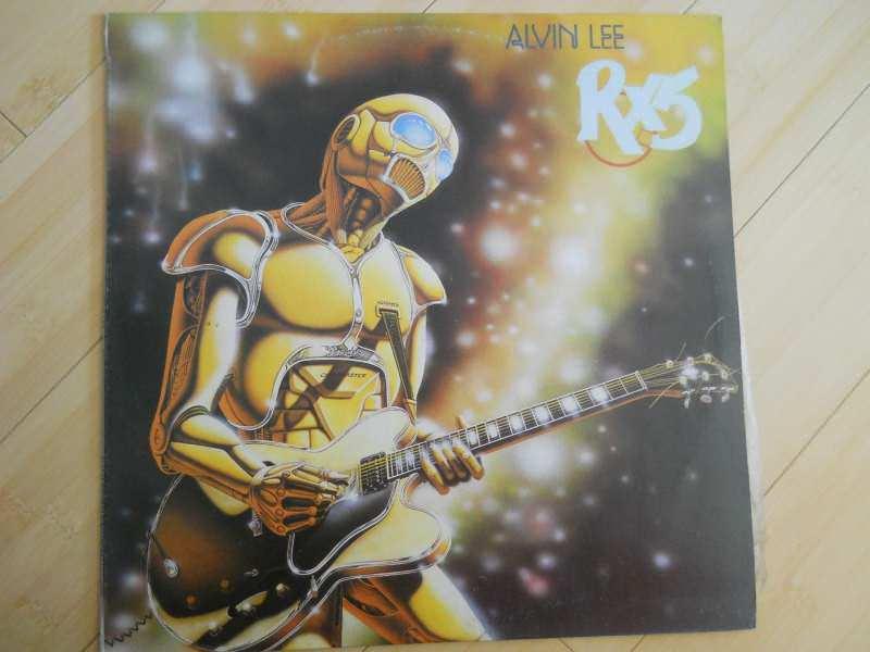 Alvin Lee - RX5