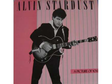 Alvin Stardust - A Picture Of You