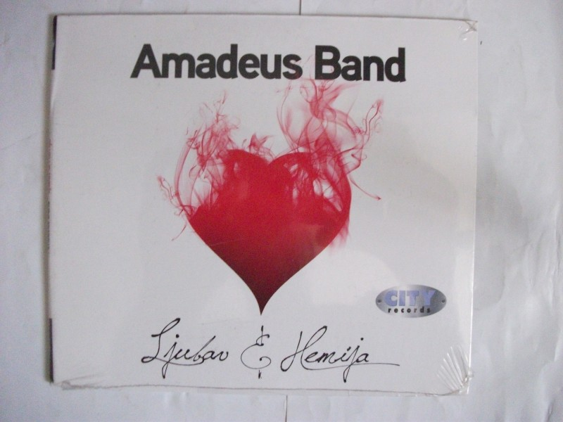 Amadeus Band - Ljubav Hemija