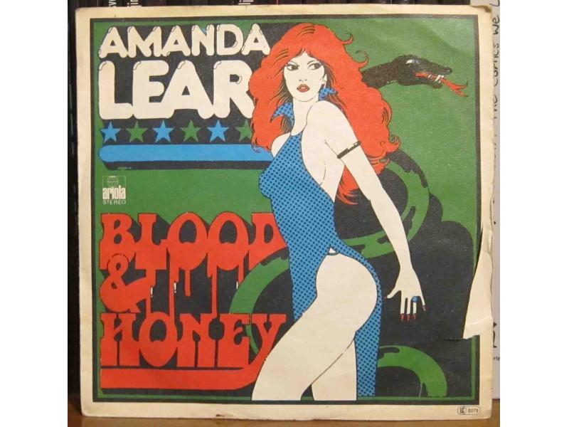 Amanda Lear - Blood & Honey