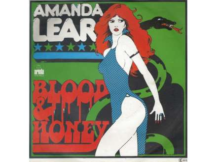 Amanda Lear - Blood & Honey