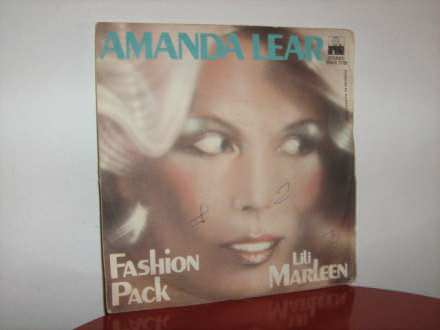 Amanda Lear - Fashion Pack / Lili Marleen