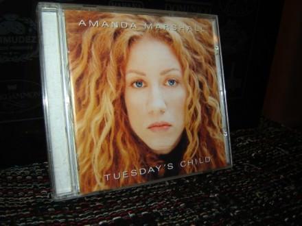 Amanda Marshall - Tuesday`s Child