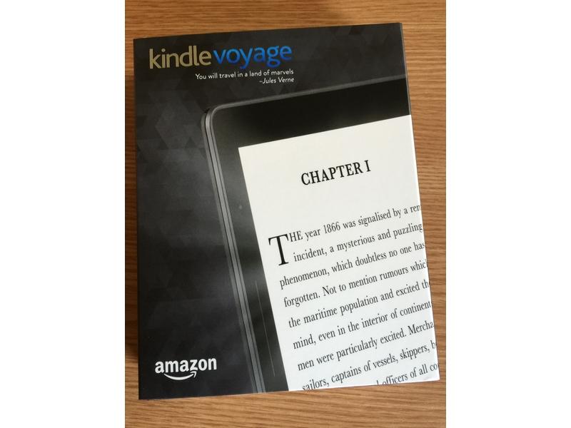 Amazon KINDLE Voyage (2014) eReader