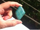 Amazonit Kristal