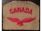 Amblem nasivak Canada Kanada