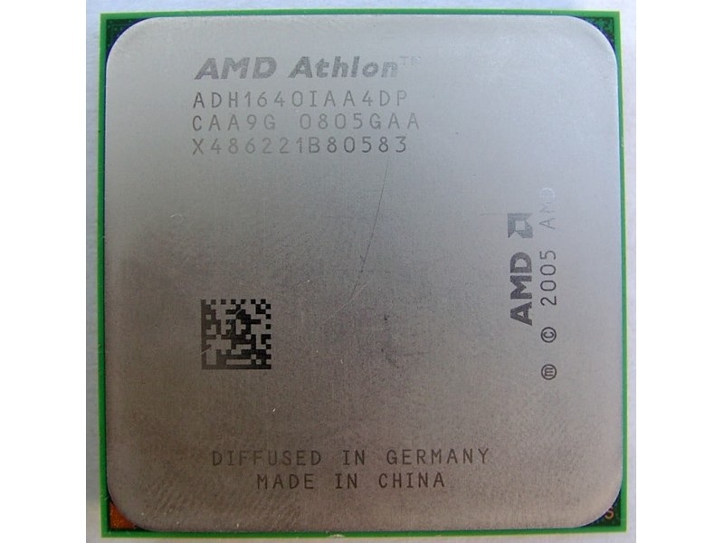 Amd Athlon 1640 Le - 2,7 Ghz AM2 64bit