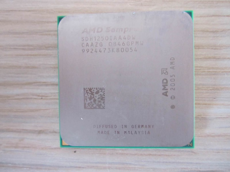 Amd Sempron 1250 Le - 2,2 Ghz AM2