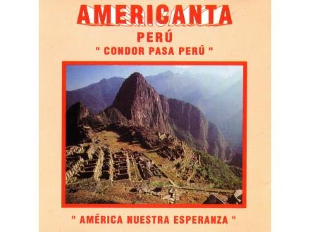 Americanta Perú - Condor Pasa Perú