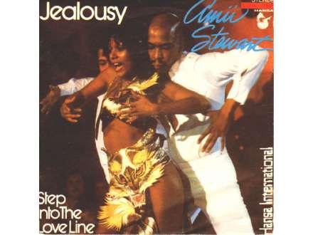 Amii Stewart - Jealousy / Step Into The Love Line