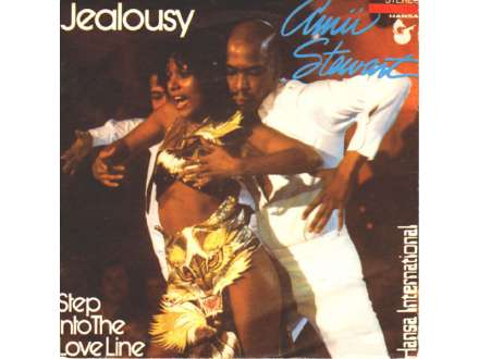 Amii Stewart - Jealousy / Step Into The Love Line