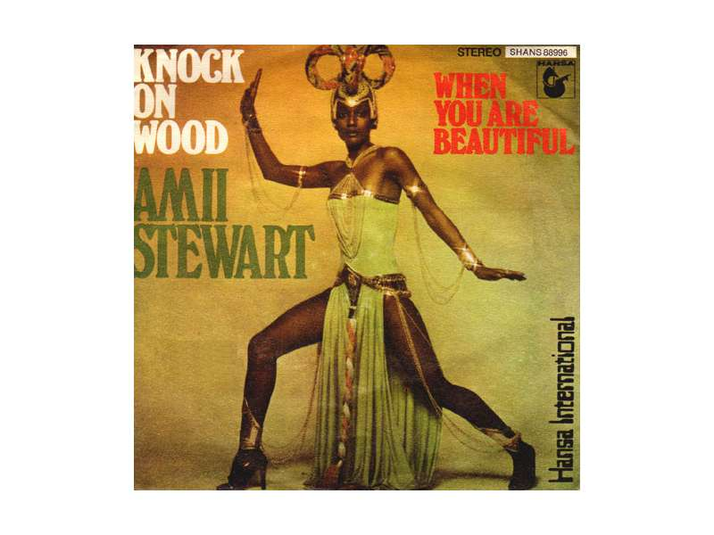 Amii Stewart - Knock On Wood / When You Are Beautiful