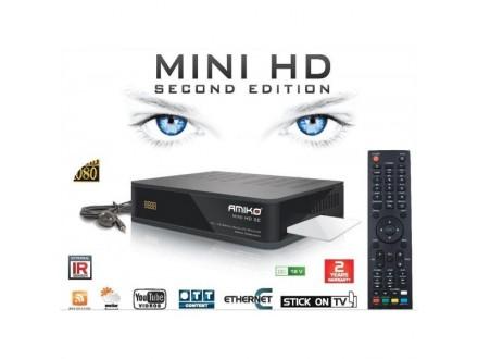 Amiko mini HD SE Prijemnik satelitski, DVB-S2, Full HD