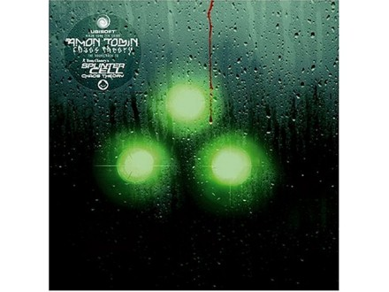Amon Tobin - Chaos Theory - The Soundtrack To Tom Clancy`s Splinter Cell