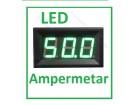 Ampermetar 10A ZELENI