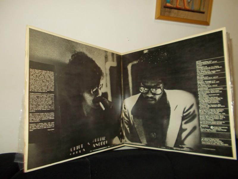 An Evening With Chick Corea And Herbie Hancock  2 xLP