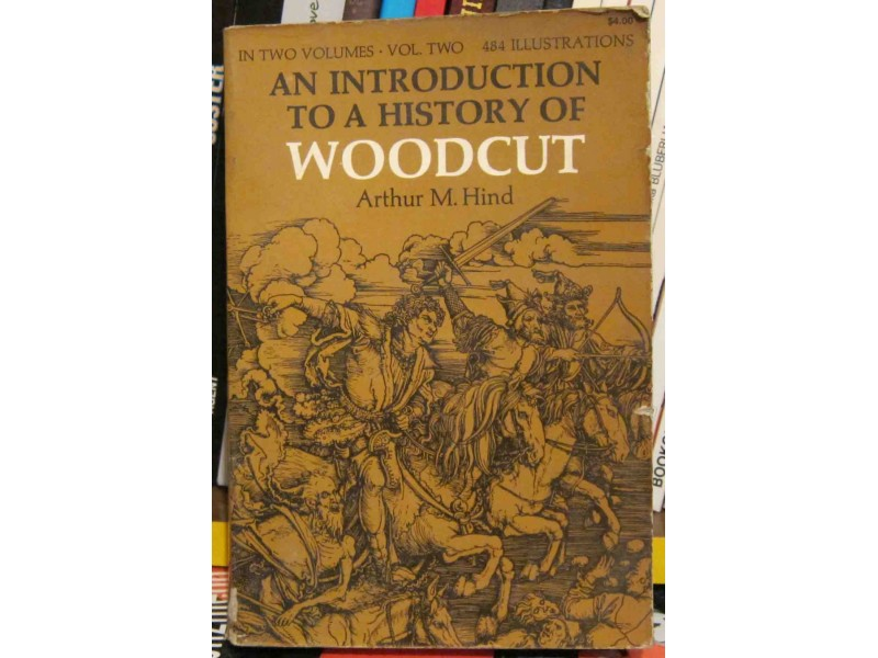 An introduction to a history of woodcut
