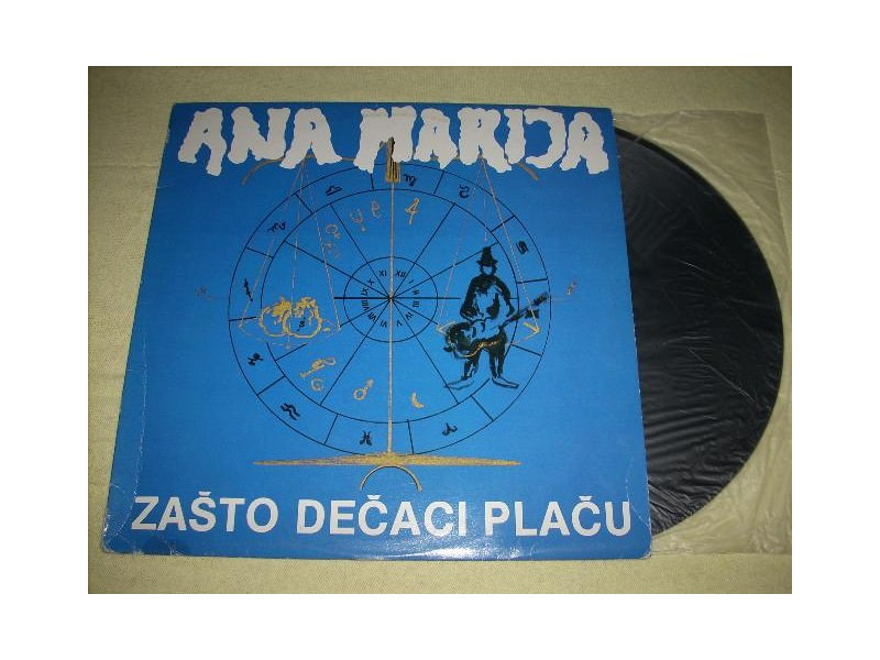 Ana Marija-Zasto decaci placu LP