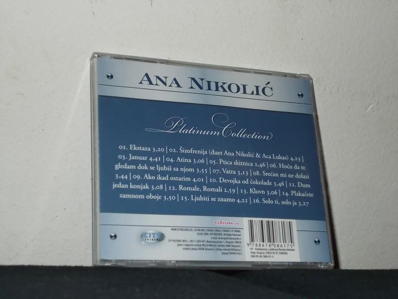 Ana Nikolić - Platinum Collection