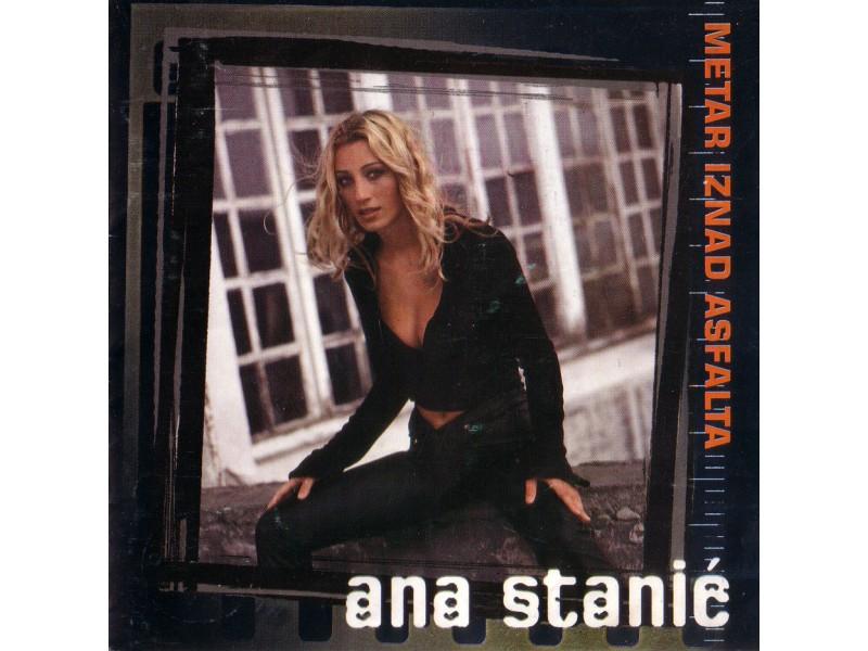 Ana Stanić - Metar Iznad Asfalta