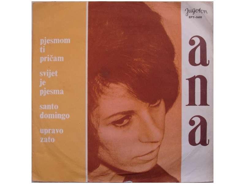 Ana Štefok - Pjesmom Ti Pričam