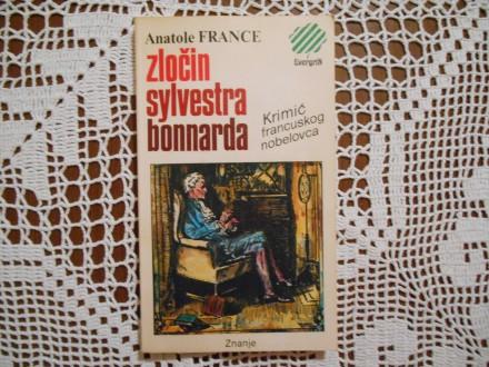 Anatol Frans - Zločin Silvestra Bonara