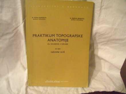 Anatomija grudni koš, Siniša Radojević