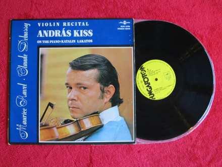 Andras Kiss - Violin Recital