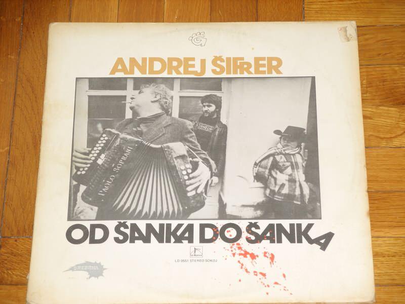 Andrej Šifrer - Od Šanka Do Šanka