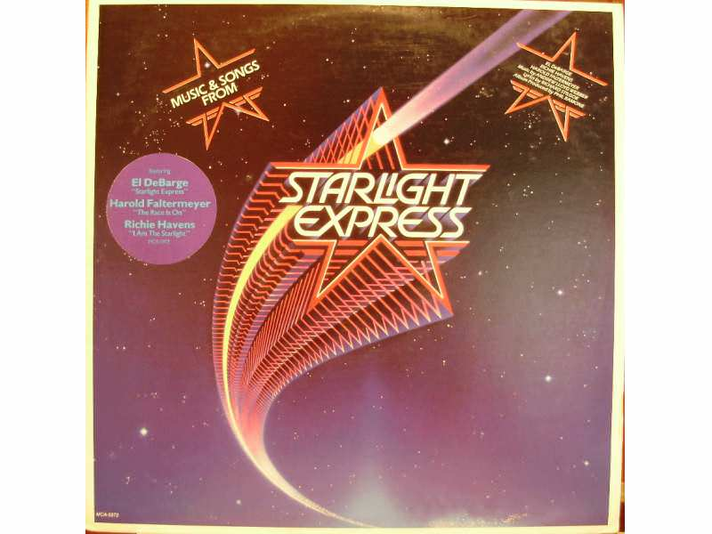 Andrew Lloyd Webber - Starlight Express - The Original Cast