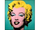Andy Warhol`s Marilyn POSTER 33 x 33 cm