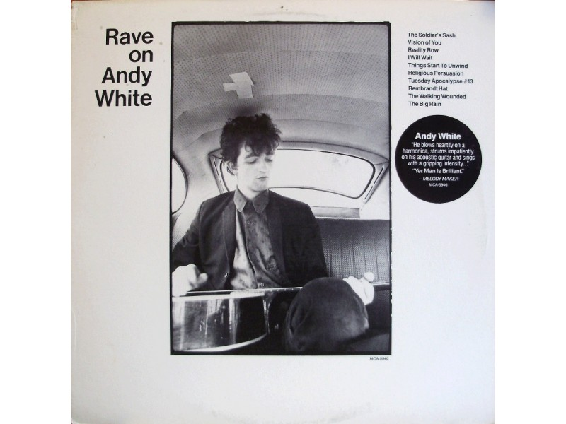 Andy White - Rave On